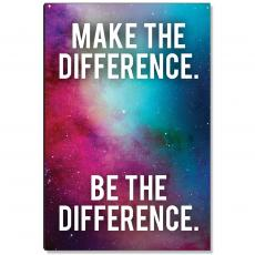 Space Series - Make The Difference Inspirational Art