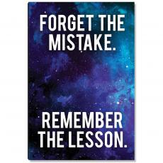 Space Series - Remember The Lesson Inspirational Art