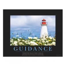 Closeout and Sale Center - Guidance Lighthouse Motivational Poster