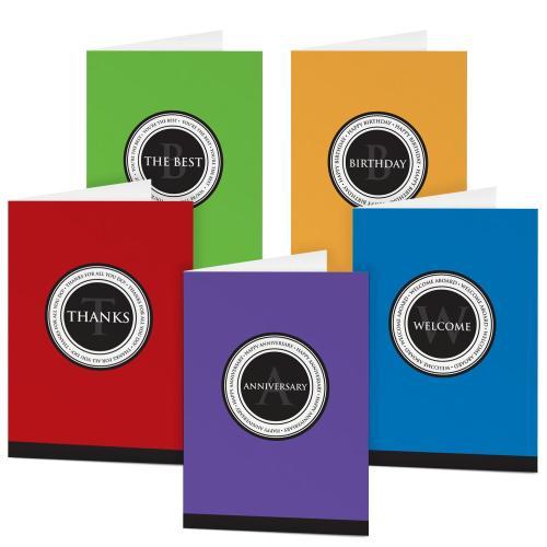 Best & Brightest Card Sampler-25 Pack