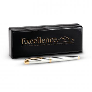 Marquis by Waterford Pen and Case-Excellence Mountain