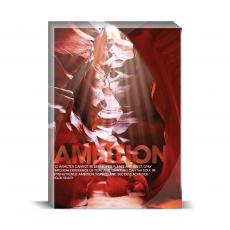 New Products - Ambition Canyon Desktop Print