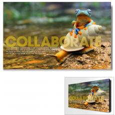 New Products - Collaborate Rainforest Motivational Art