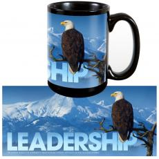 Ceramic Mugs - Leadership Eagle 15oz Ceramic Mug