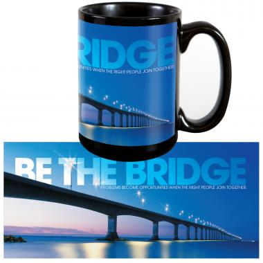 Be the Bridge 15oz Ceramic Mug