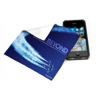 Above & Beyond Microfiber Cleaning Cloth