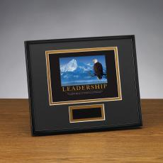 Leadership Eagle - Leadership Eagle Framed Award