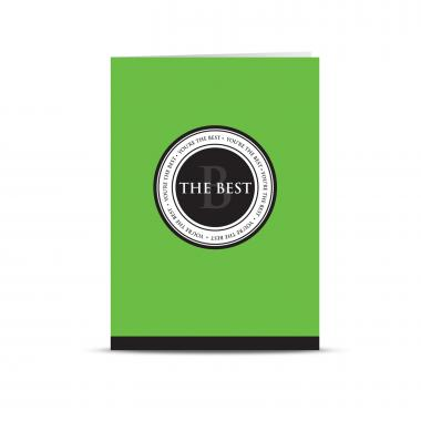 You're The Best 25-Pack Greeting Cards