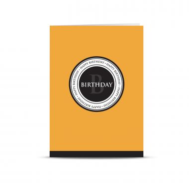 Happy Birthday 25-Pack Greeting Cards