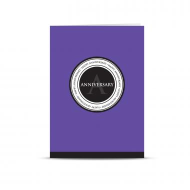 Happy Anniversary 25-Pack Greeting Cards