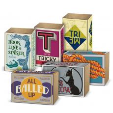 New Products - Retro Matchbox Game