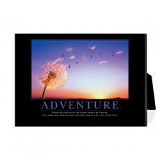New Products - Adventure Dandelion Desktop Print