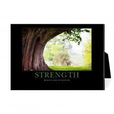 New Products - Strength Tree Desktop Print