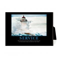 New Products - Service Lighthouse Desktop Print