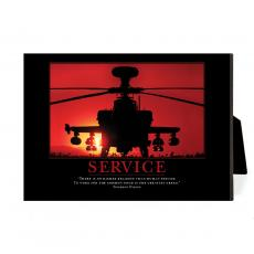 New Products - Service Helicopter Desktop Print