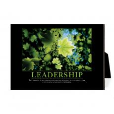New Products - Leadership Leaf Desktop Print