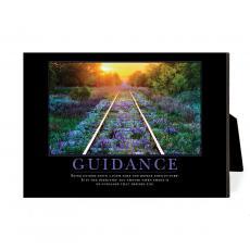 New Products - Guidance Railroad Tracks Desktop Print