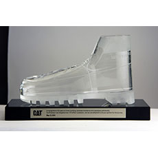 Caterpillar Safety Award Boot