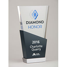Martin Marietta Diamond Honor Award