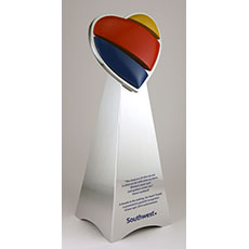 Southwest Heart Trophy