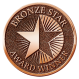 Bronze Star Award Winner