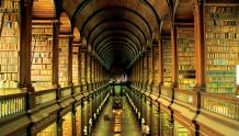 Framed Prints & Gifts - Infinity Library