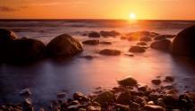 Framed Prints & Gifts - Believe & Succeed Sunrise