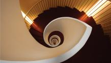 Framed Prints & Gifts - Spiral Staircase