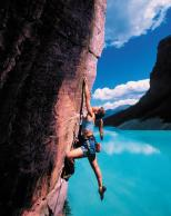 Framed Prints & Gifts - Challenge Rock Climber