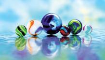 Framed Prints & Gifts - Diversity Marbles