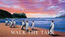 Framed Prints & Gifts - Walk the Talk with Text