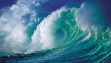 Framed Prints & Gifts - Change Wave