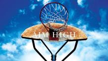 Framed Prints & Gifts - Aim High Hoop with Text