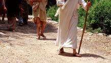 Framed Prints & Gifts - Jesus Leading