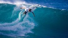 Framed Prints & Gifts - Surfer Gliding