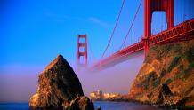 Framed Prints & Gifts - Golden Gate Bridge