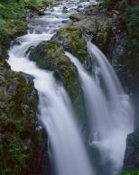 Framed Prints & Gifts - Waterfall Divided
