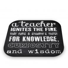 Teacher Gifts - Teachers Chalkboard Mouse Pad