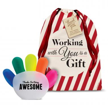 Highlighter Hand Holiday Gift Set