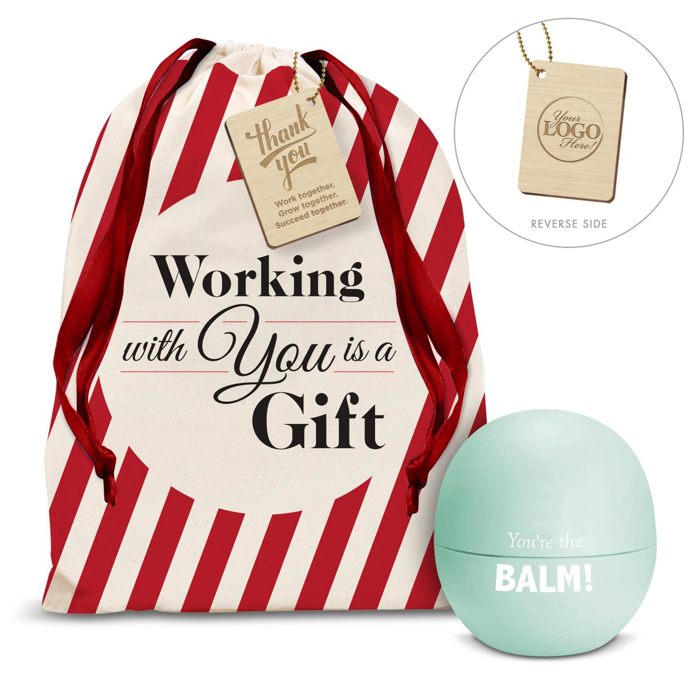 Eos Lip Balm Holiday Gift Set