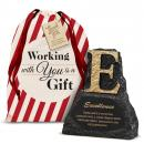Excellence Power Rock Paperweight Holiday Gift Set