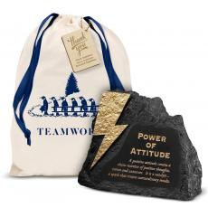 Desk Accessories - Attitude Power Rock Paperweight Holiday Gift Set