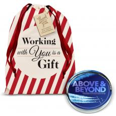 Gift Sets - Above & Beyond Jets Positive Outlook Paperweight Holiday Gift Set