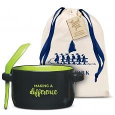 Holiday Gifts - Making a Difference Soup Mug Holiday Gift Set