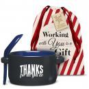 Thanks for All You Do Soup Mug Holiday Gift Set