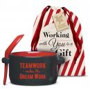 Teamwork Makes the Dream Work Soup Mug Holiday Gift Set