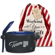 Drinkware - TEAM Soup Mug Holiday Gift Set