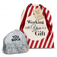 You Rock Stress Reliever Holiday Gift Set