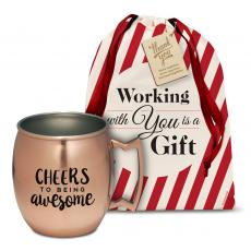 Beer & Wine - Moscow Mule Mug Holiday Gift Set