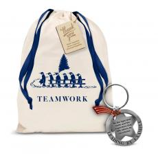 Holiday Gifts - Leading by Example Metal Keychain Holiday Gift Set